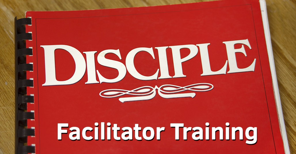 DBS105 – DISCIPLE Bible Study Facilitator Self-Paced Training